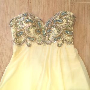 Couture Prom Dress Gown